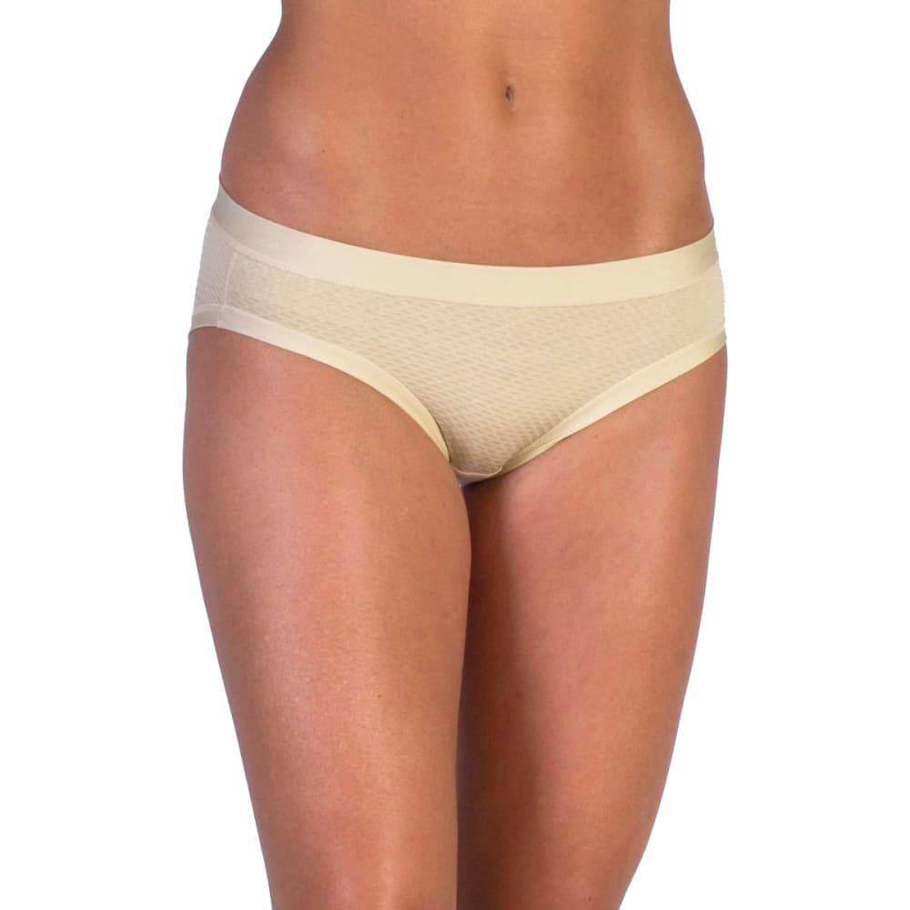 EXOFFICIO Women's Give-N-Go Sport Mesh Bikini Briefs - NUDE