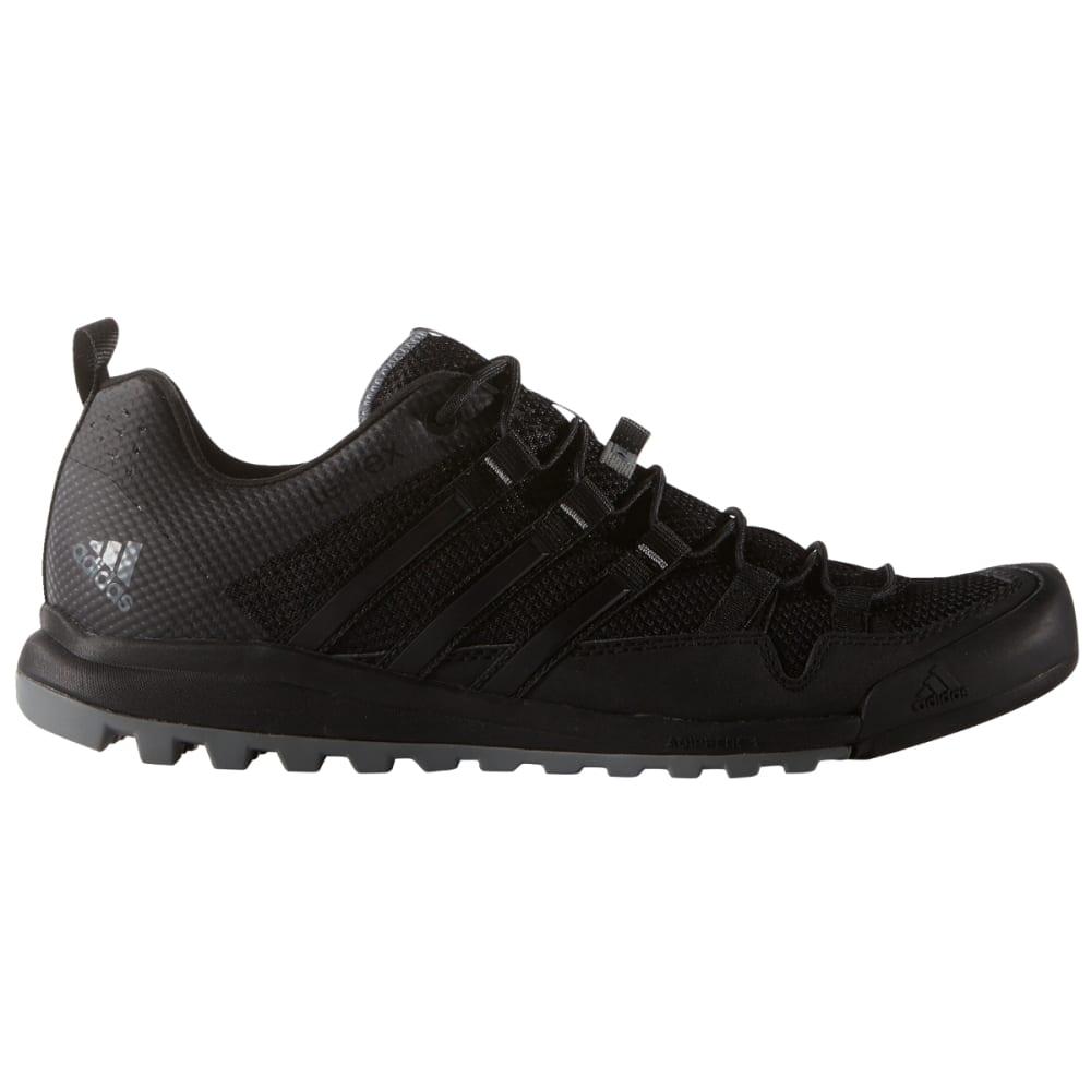 ADIDAS Men's Terrex Solo Hiking Shoe, Black - BLACK/V GREY/C WHITE