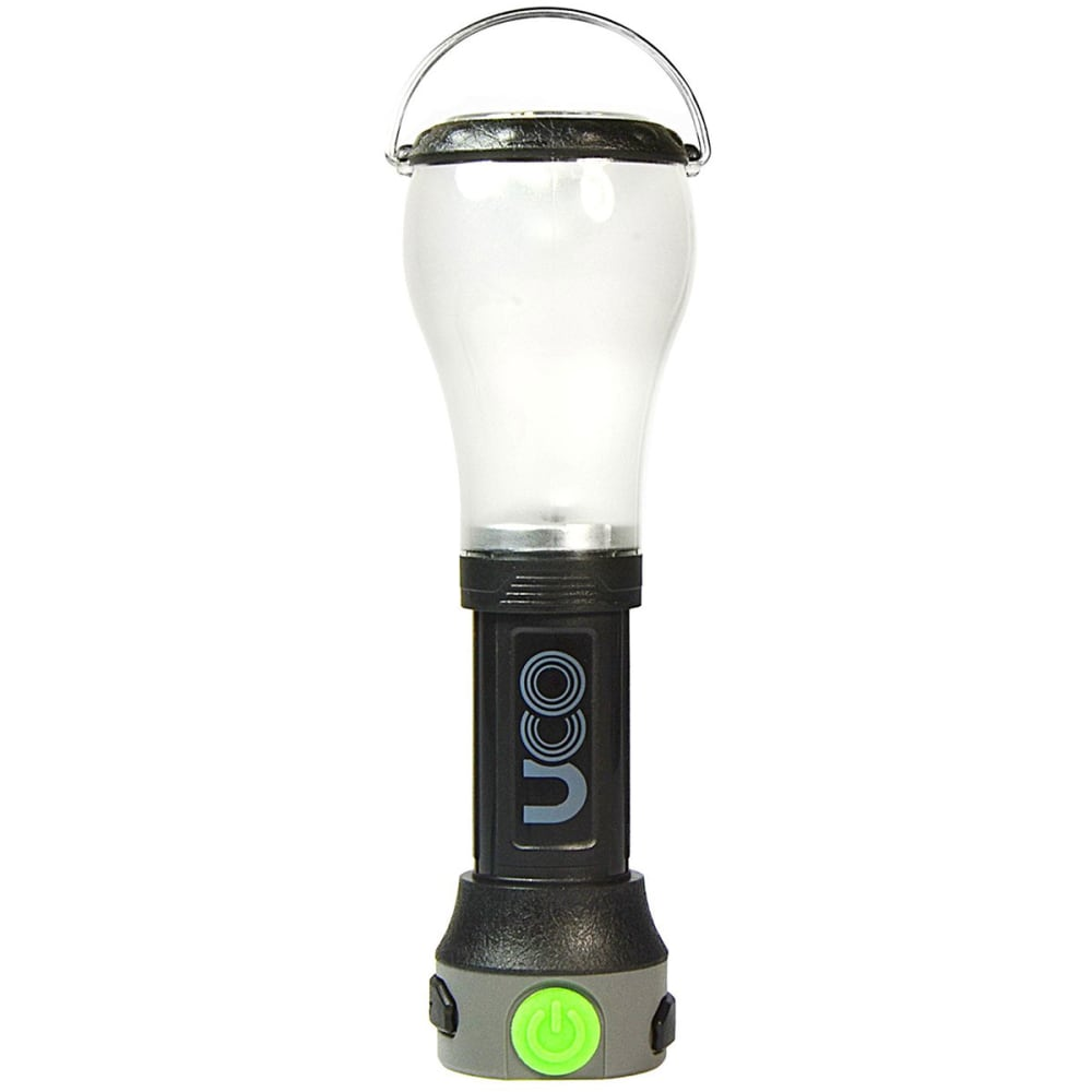 UCO Pika 3-in-1 Rechargeable Lantern - BLACK