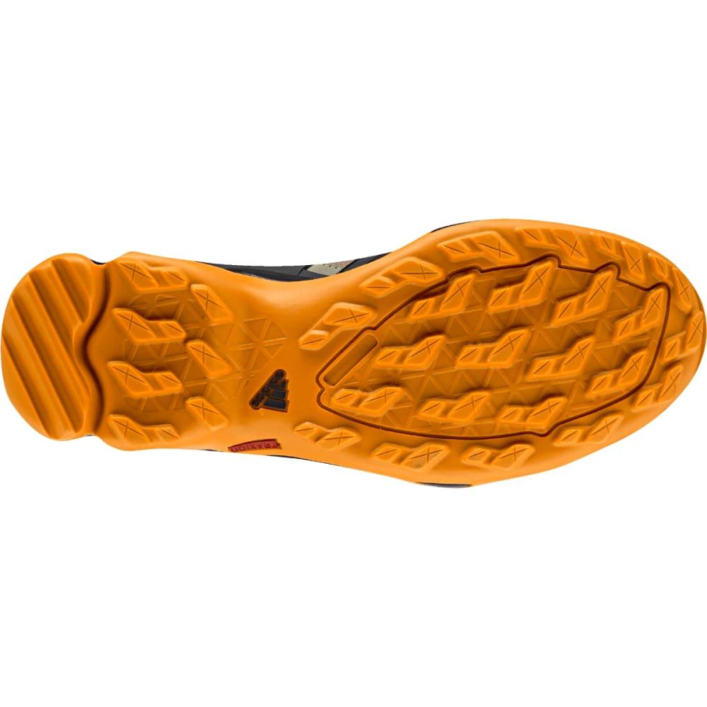 ADIDAS Men's Terrex Swift Shoes, Earth - EARTH/BLACK/E ORANGE