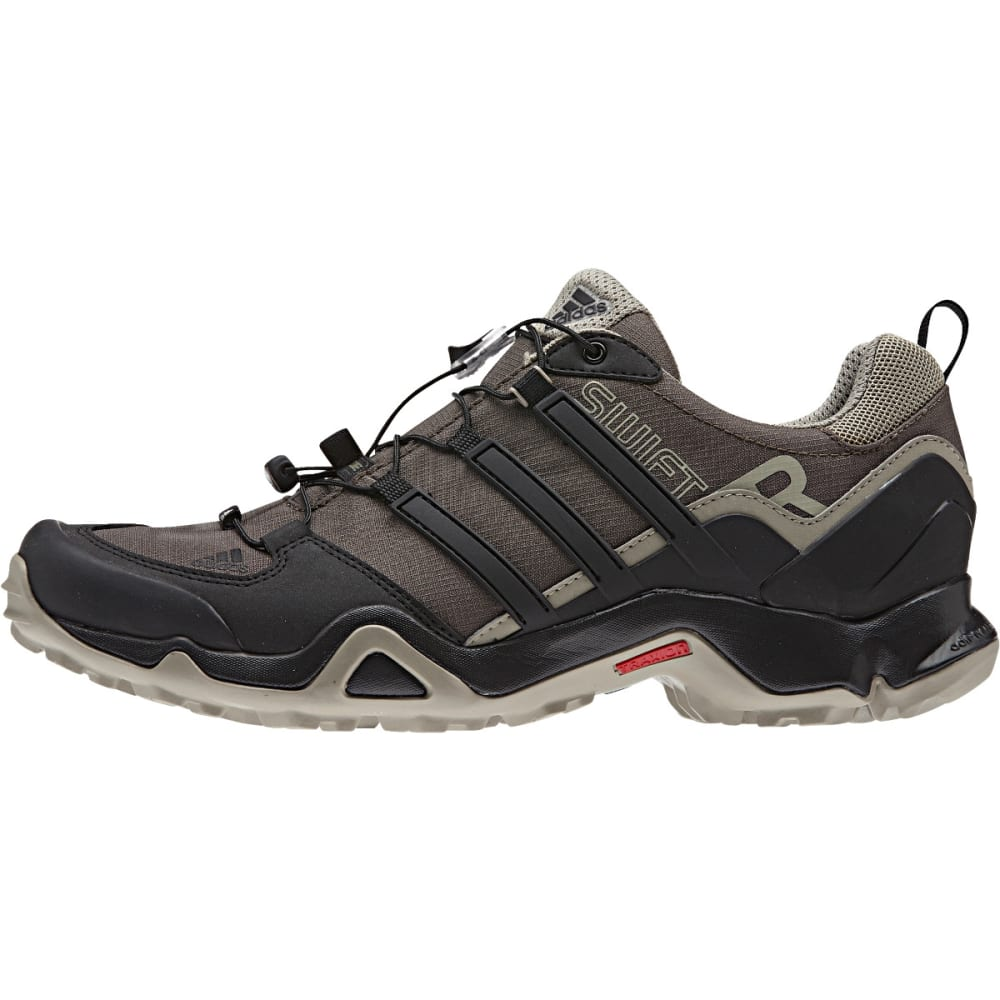ADIDAS Men's Terrex Swift Shoes, Umber - UMBER/BLACK/T BEIGE