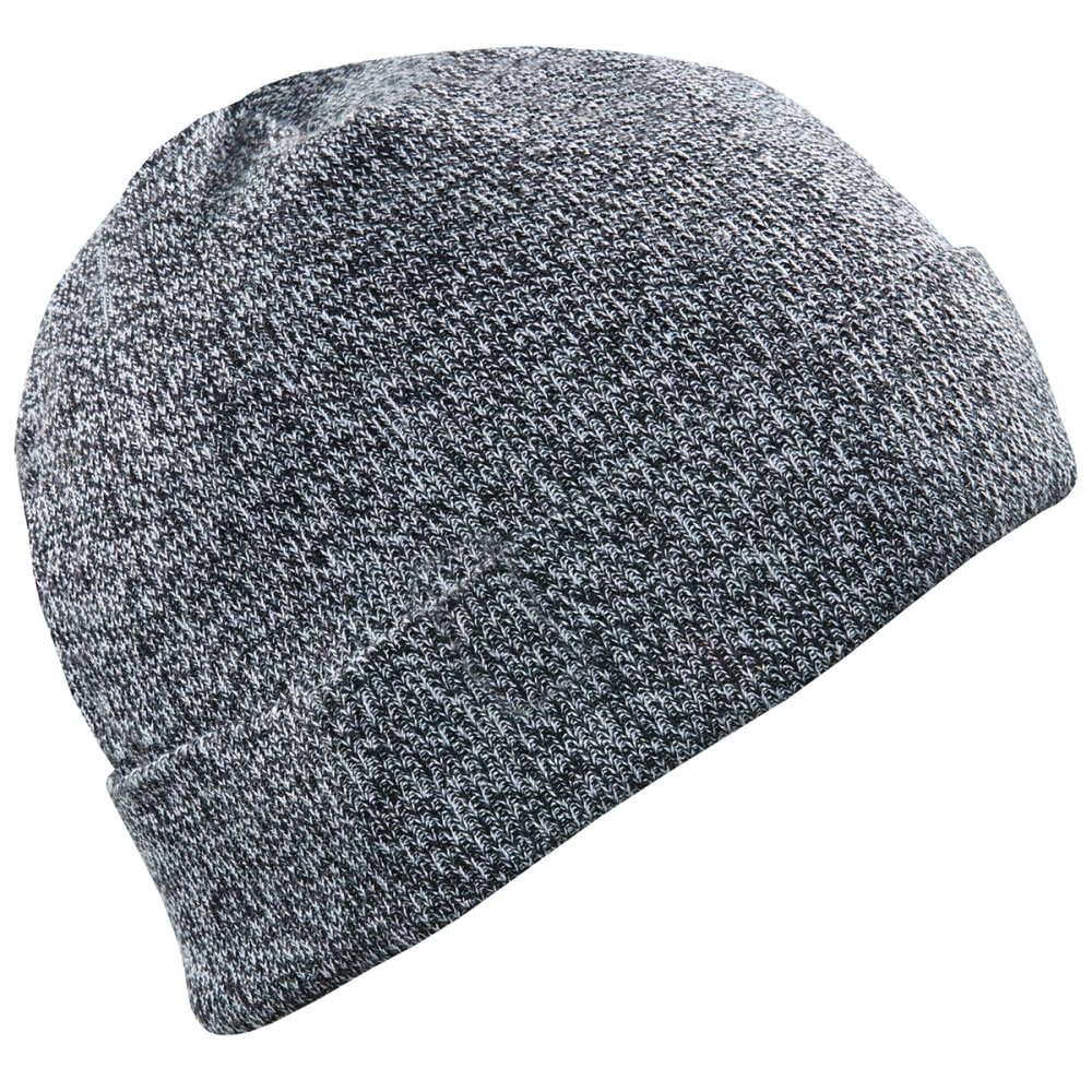 SEIRUS Men's Heatwave Docks Beanie - BLACK/WHITE