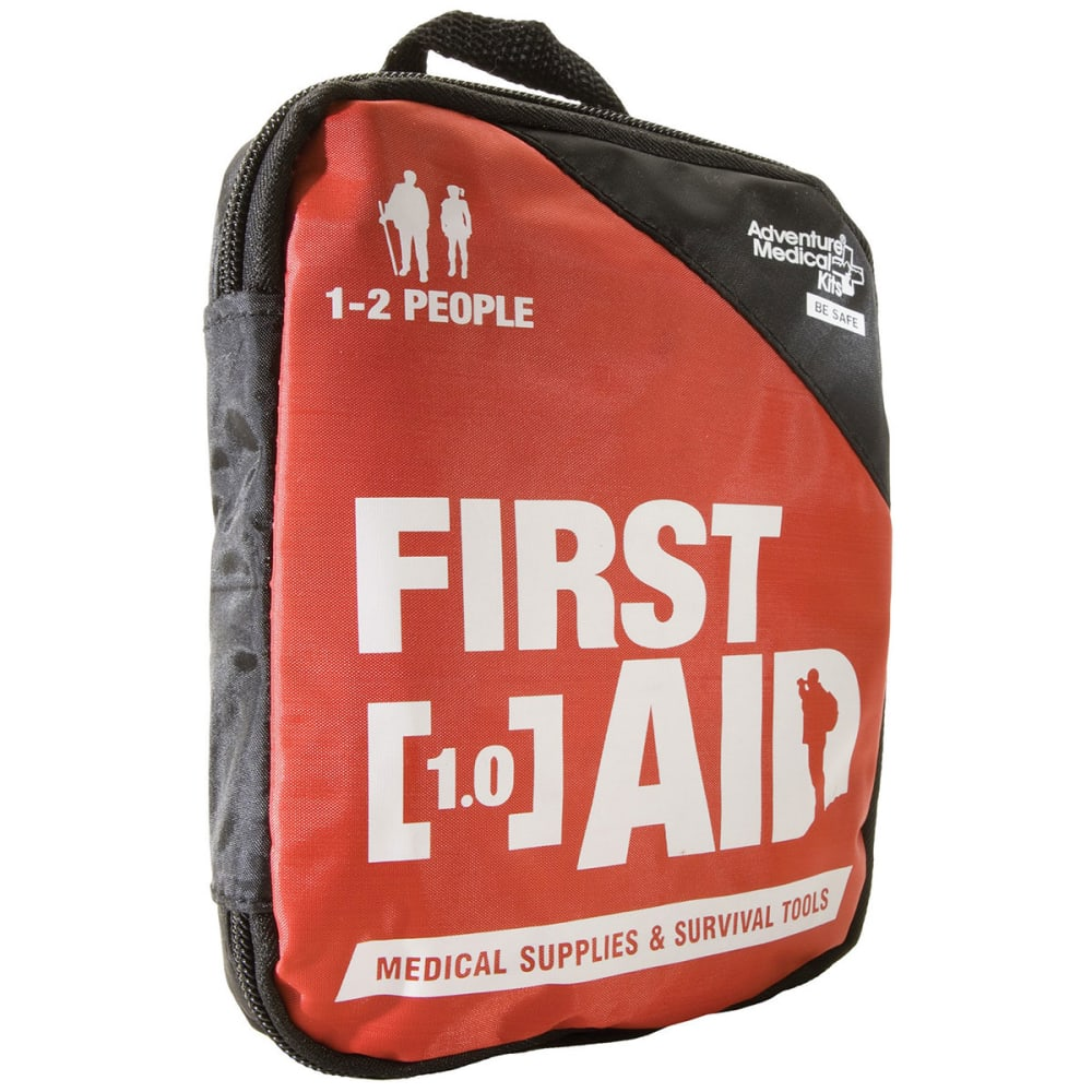 ADVENTURE MEDICAL KITS Adventure First Aid 1.0 Kit - NO COLOR