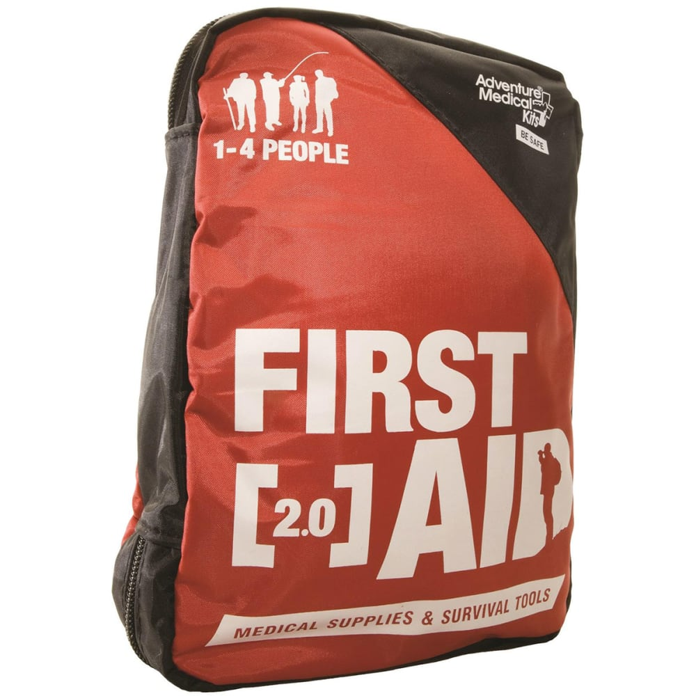 ADVENTURE MEDICAL KITS Adventure First Aid 2.0 Kit - NO COLOR