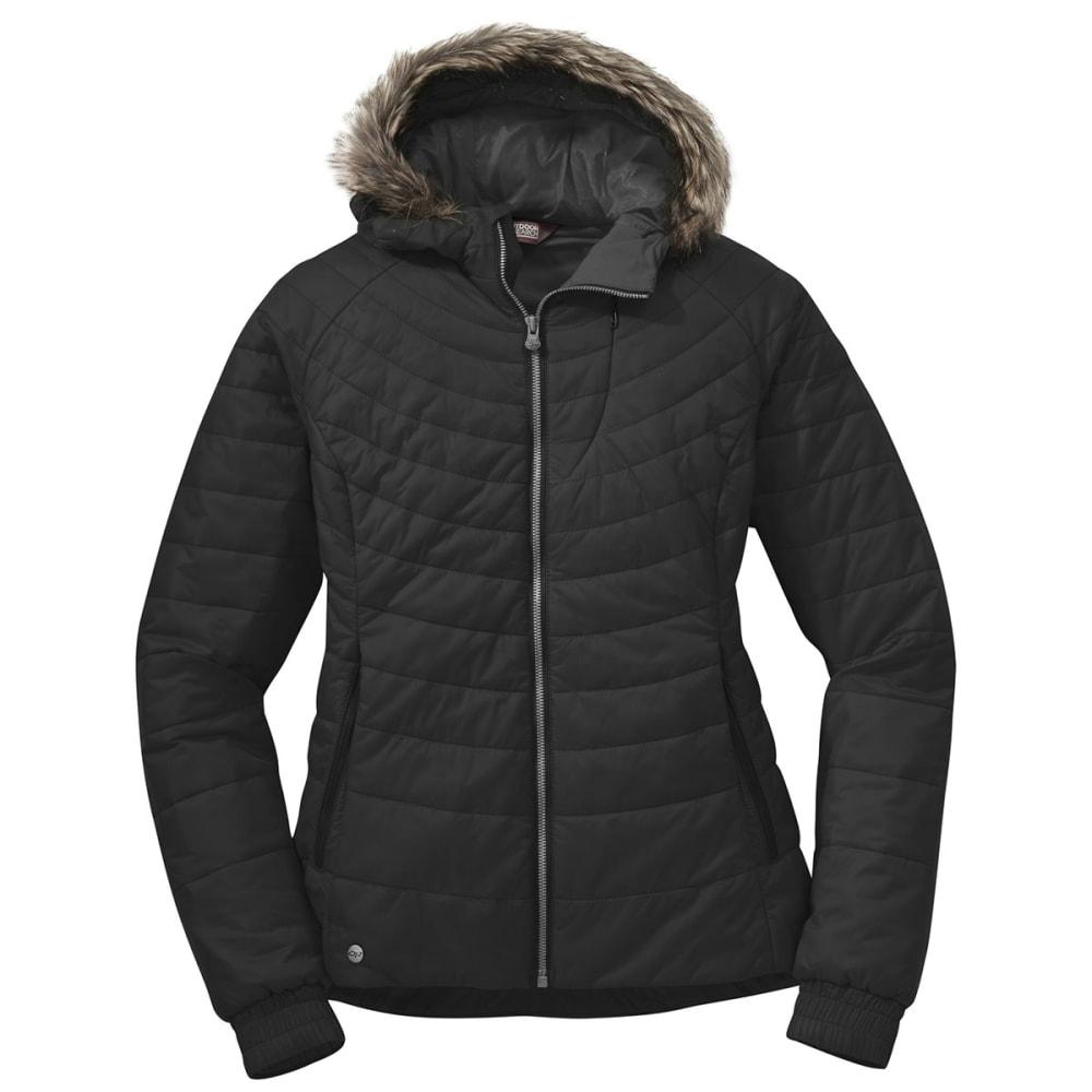 OUTDOOR RESEARCH Women's Breva Jacket - BLACK