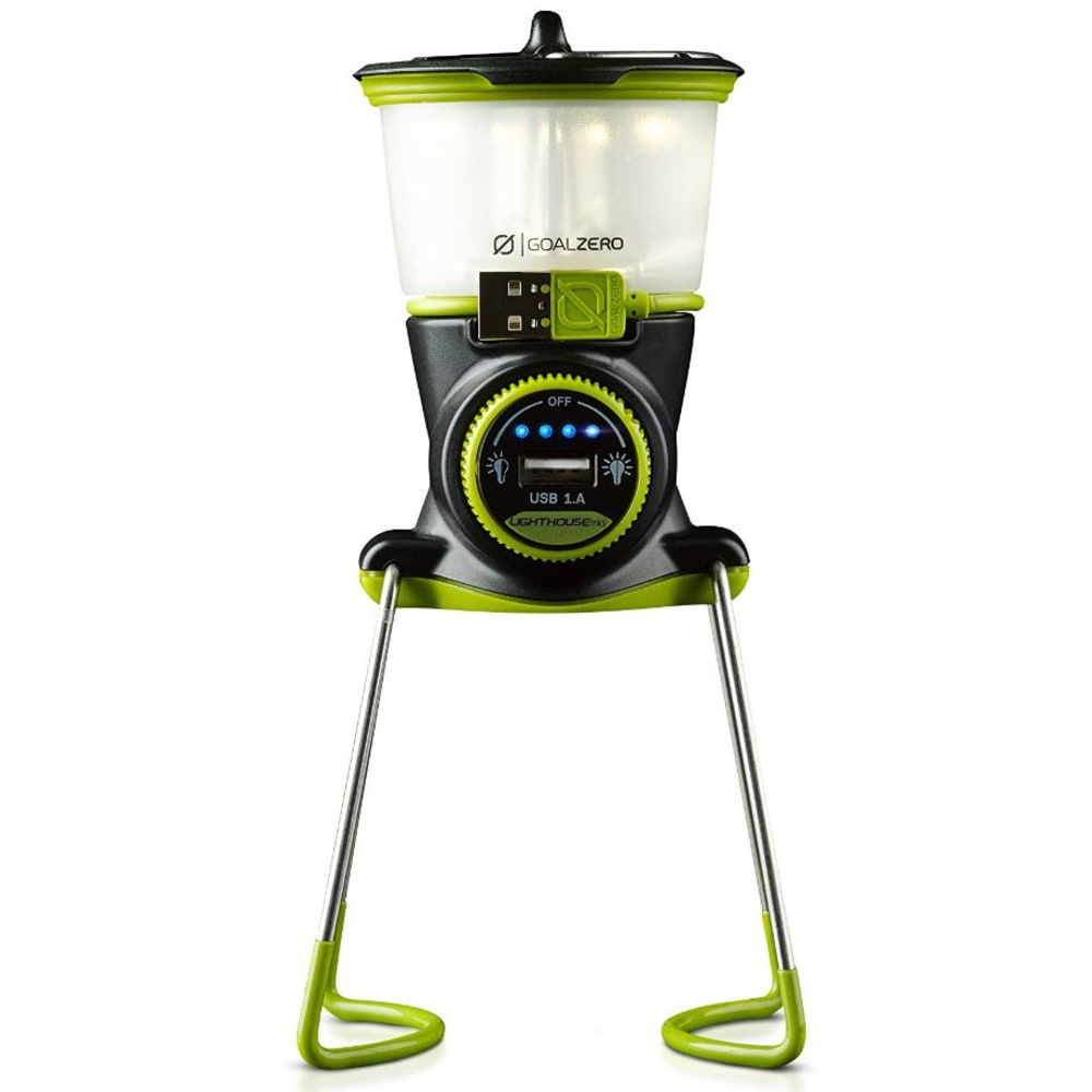 GOAL ZERO Lighthouse Mini Lantern - BLACK