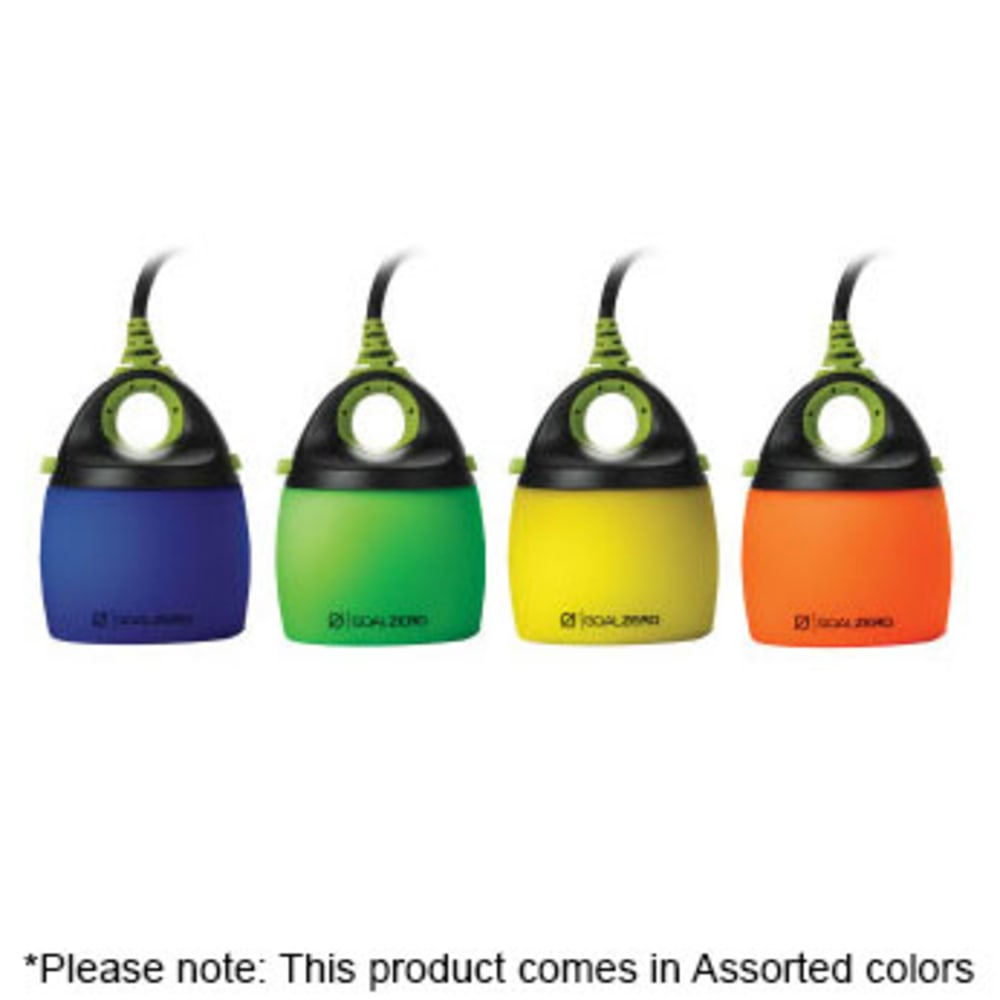 GOAL ZERO Light-A-Life Mini Shade, (4 pack) - ASSORTED