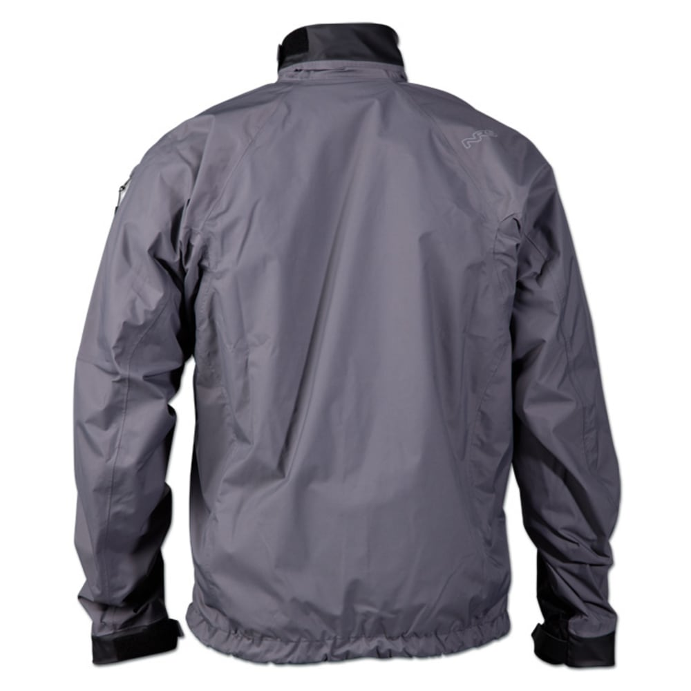 NRS Men's Endurance Jacket - GUNMETAL