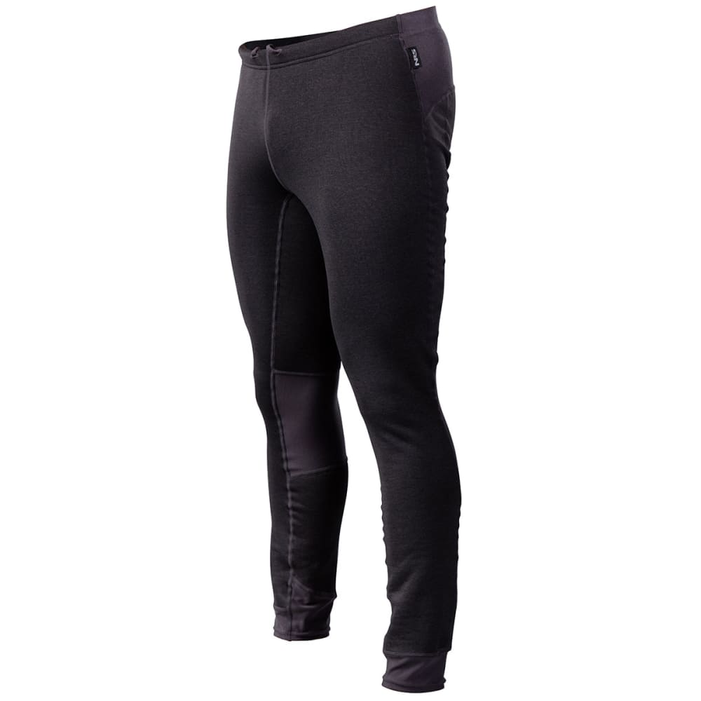 NRS Men's H2Core Expedition Weight Pants - CHARCOAL HEATHER
