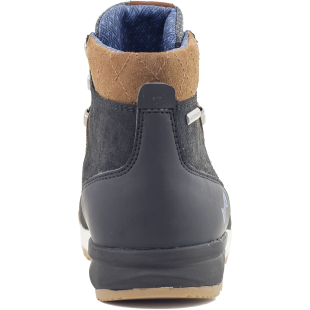 FORSAKE Women's Patch Boots - BLACK/TAN