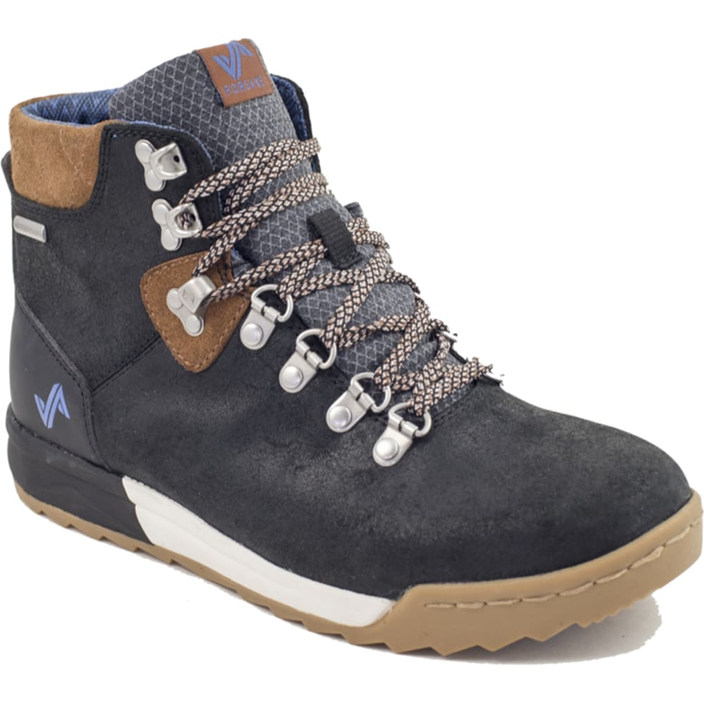 FORSAKE Women's Patch Boots - BLACK/TAN