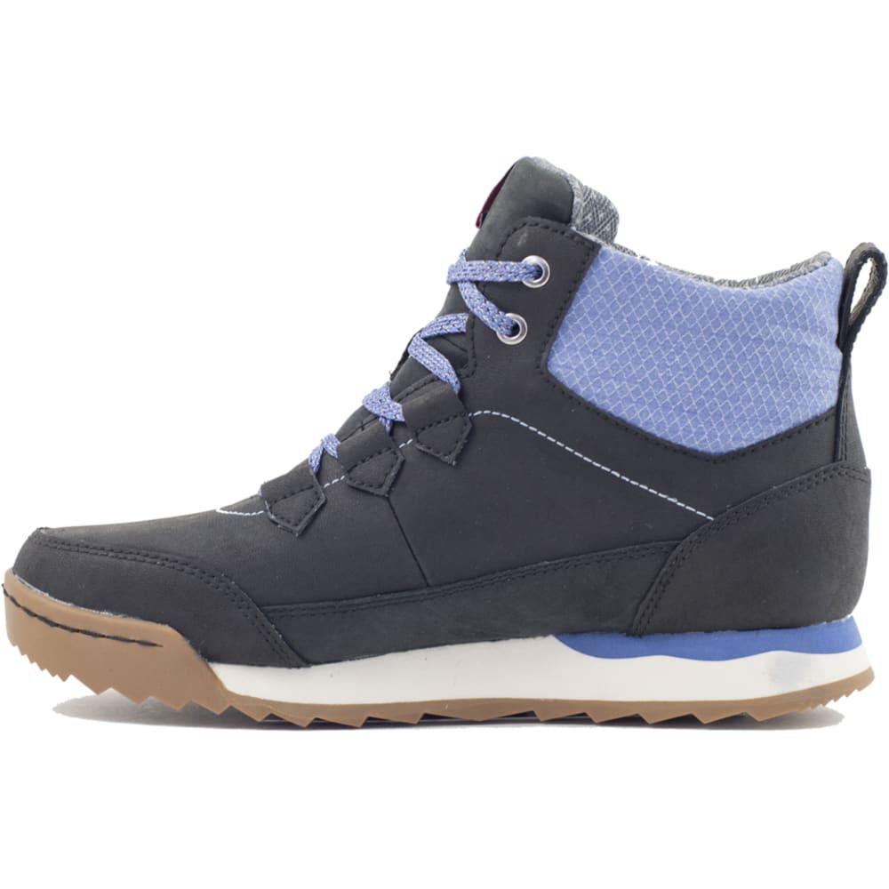 Forsake Women S Loop Boots Black Periwinkle Eastern