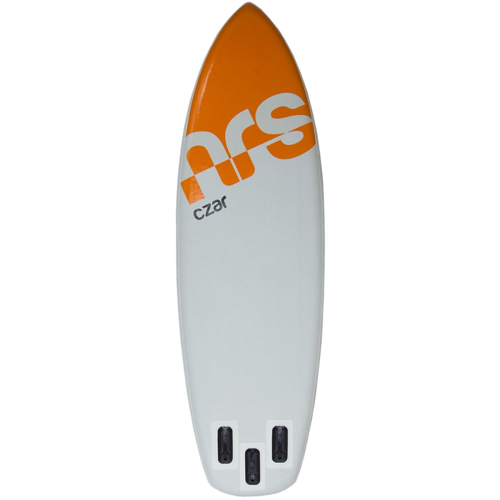 NRS Czar 6 Inflatable Standup Paddleboard - GRAY/BLUE/ORANGE