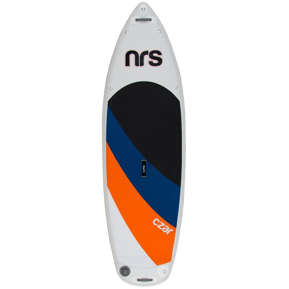 NRS Czar 6 Inflatable Standup Paddleboard - GRAY/BLUE/ORANGE