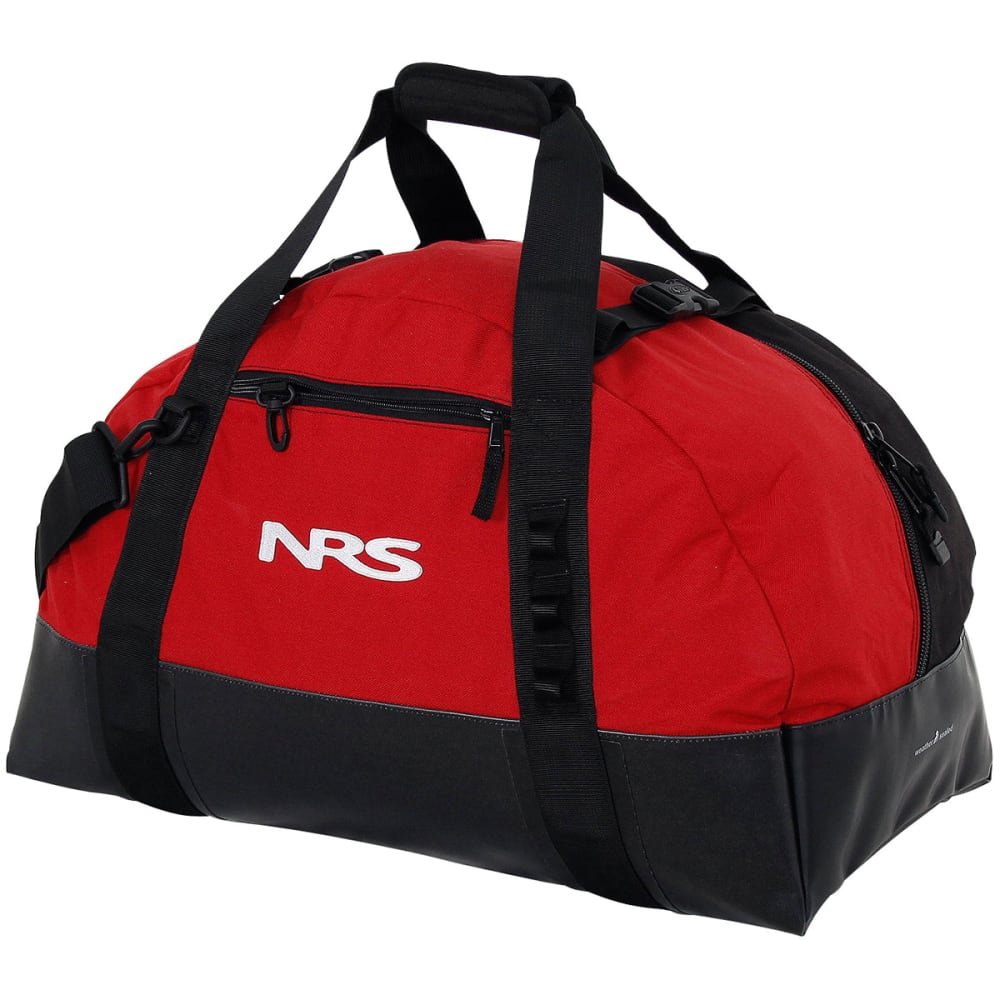 NRS Go! Duffel Bag - RED/BLACK