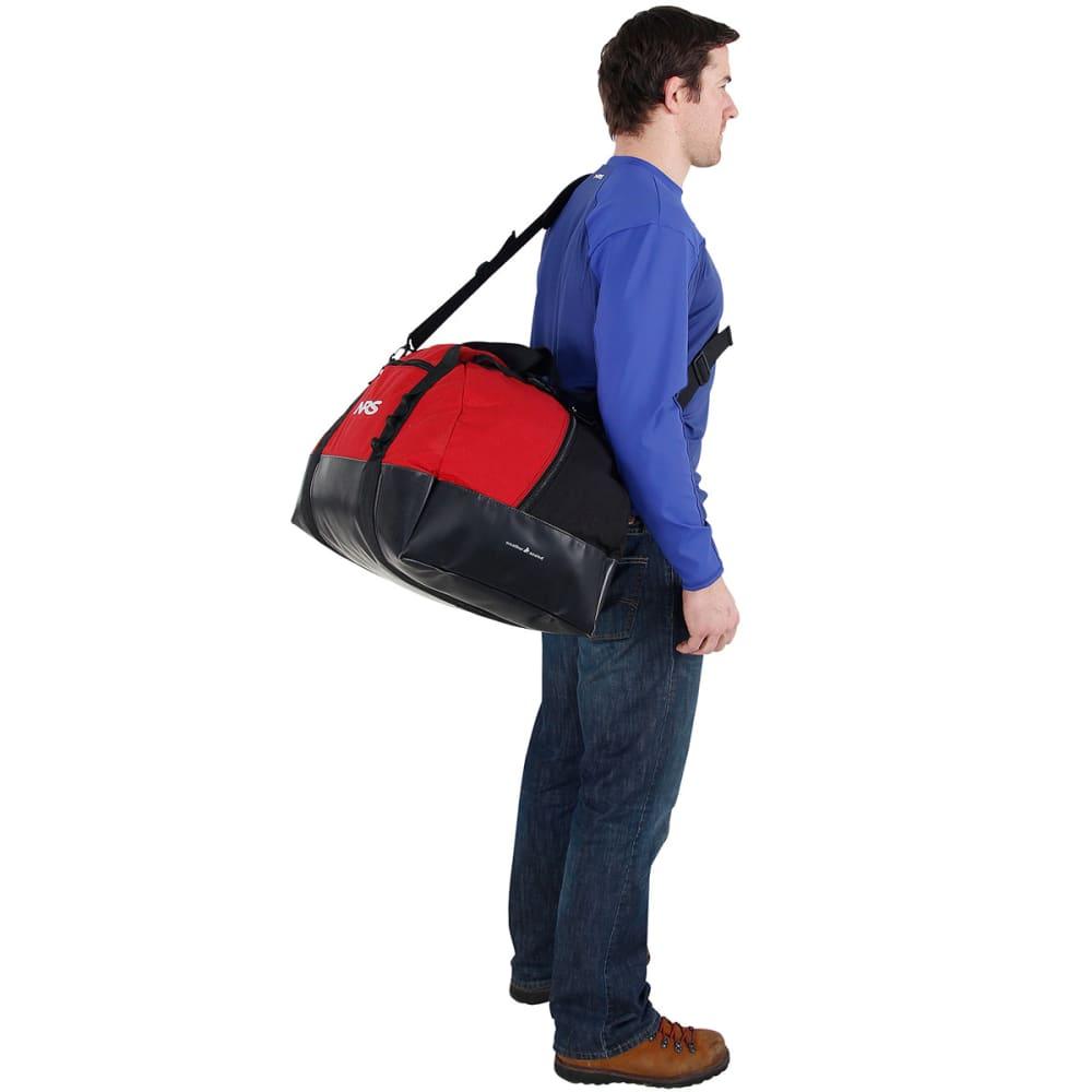 NRS Go! Duffel Bag - RED/BLACK