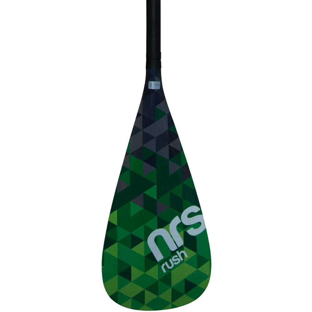 NRS Rush SUP Paddle - GREEN