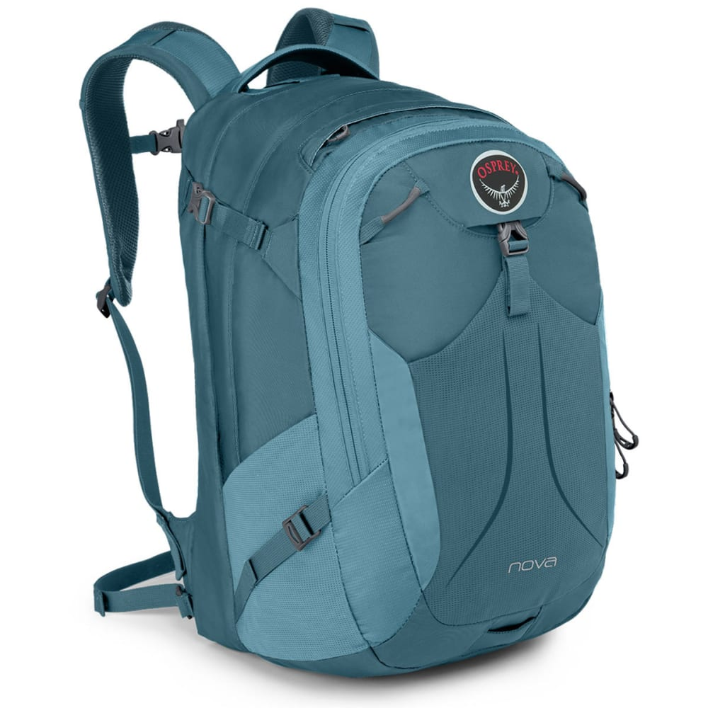 OSPREY Women's Nova Backpack - LIQUID BLUE 0571