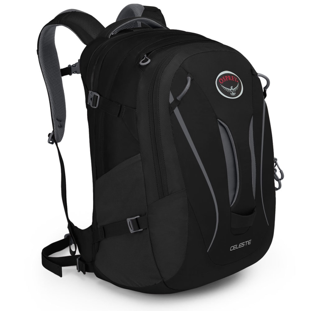 OSPREY Women's Celeste Backpack - BLACK