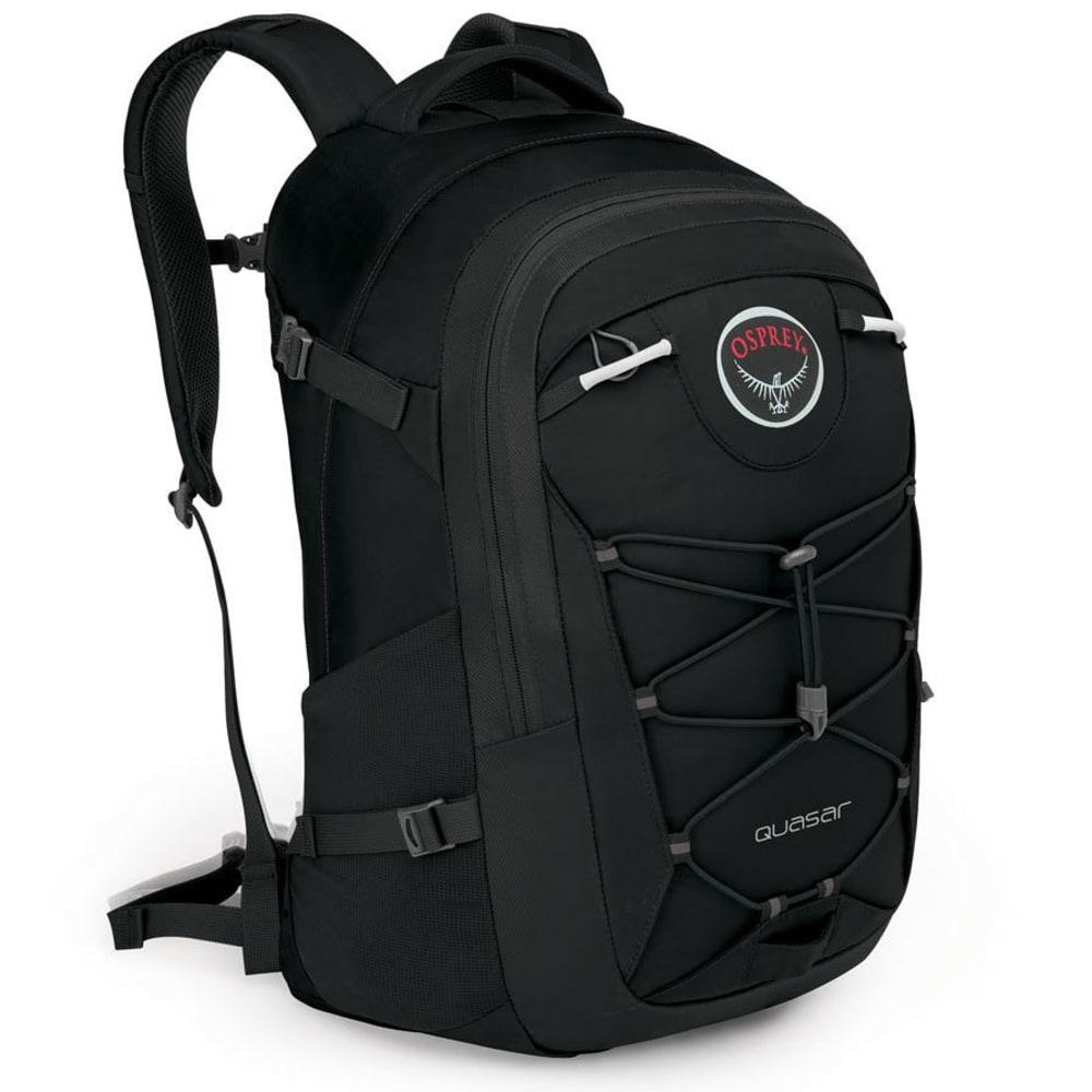 OSPREY Quasar Backpack - BLACK 0559
