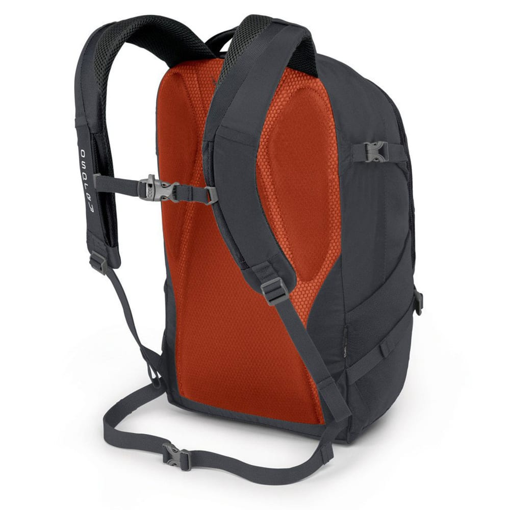 OSPREY Quasar Backpack - ANCHOR GREY