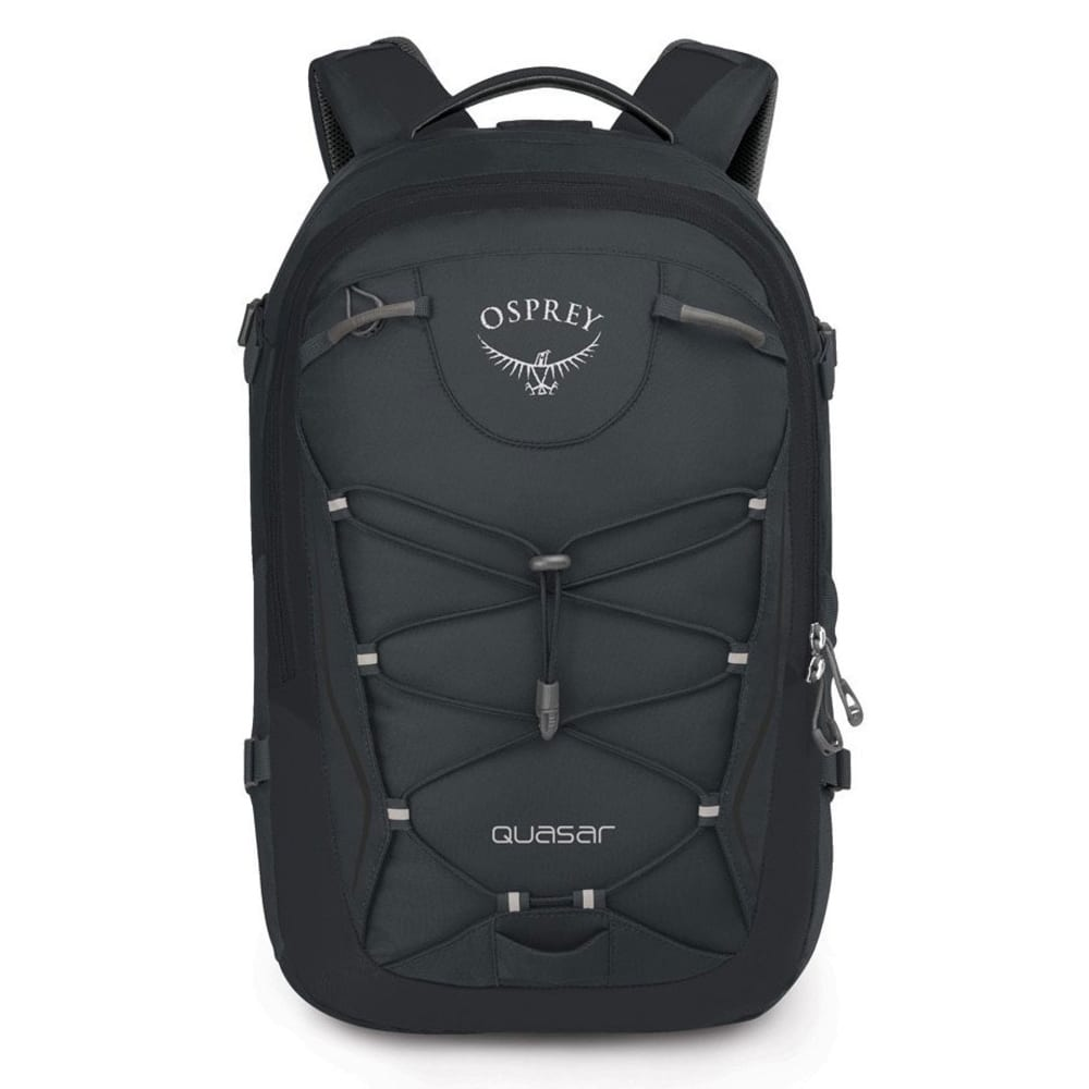 OSPREY Quasar Backpack  - ANCHOR GREY