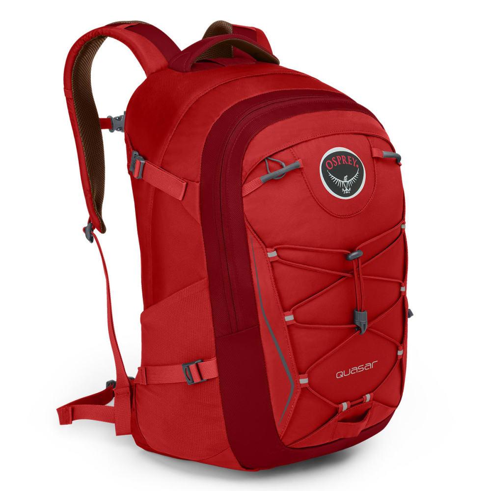 OSPREY Quasar Backpack - ROBUST RED 0560