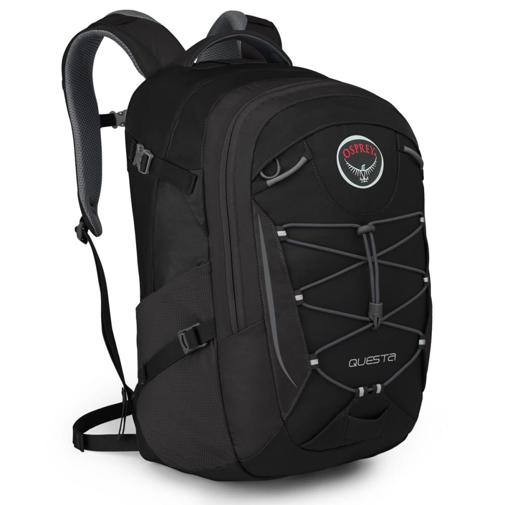 OSPREY Women's Questa Backpack - BLACK