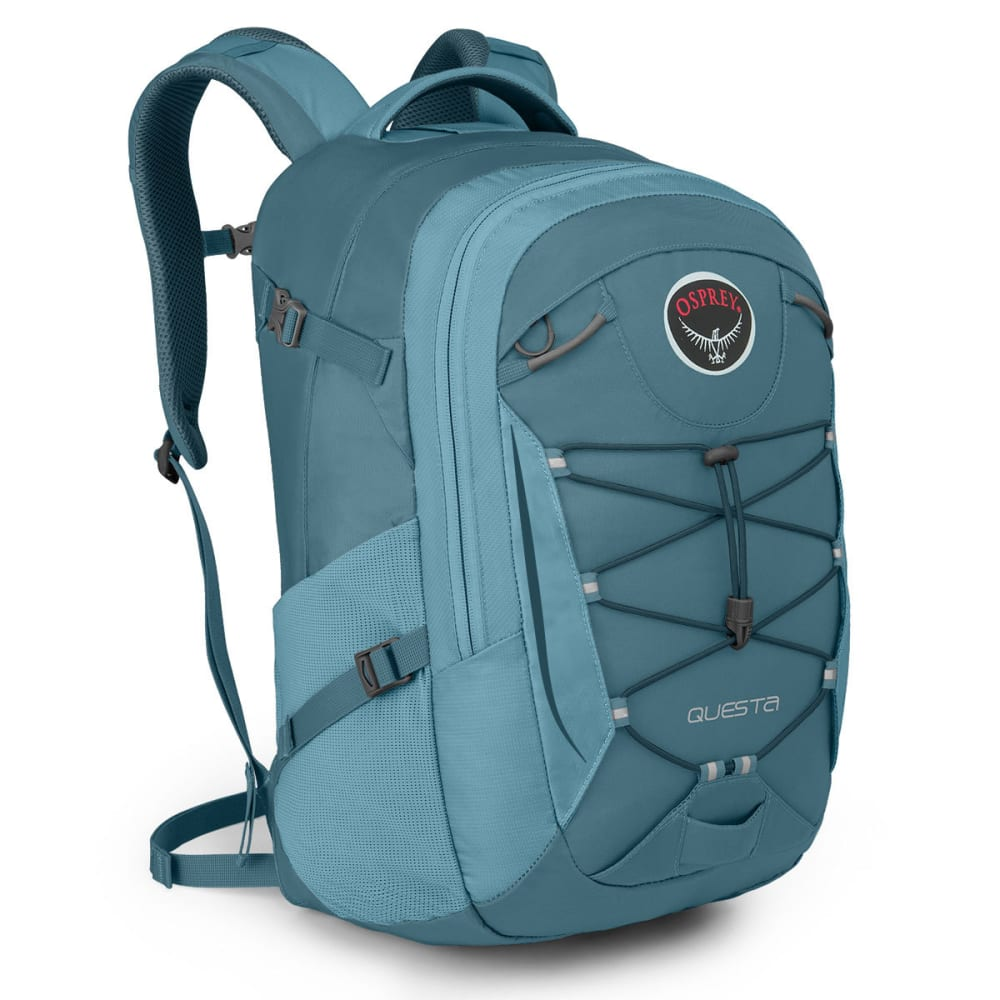 OSPREY Women's Questa Backpack  - LIQUID BLUE 0579
