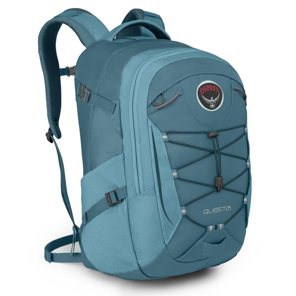 OSPREY Women's Questa Backpack - LIQUID BLUE 0579