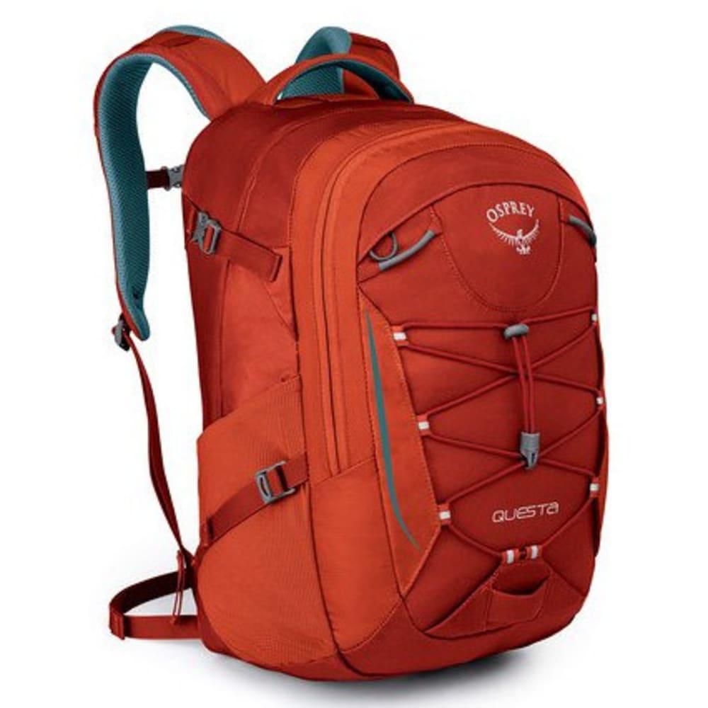 OSPREY Women's Questa Backpack - SANDSTONE ORANGE1223