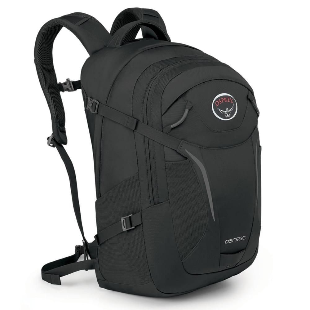 OSPREY Parsec Daypack - BLACK 0564