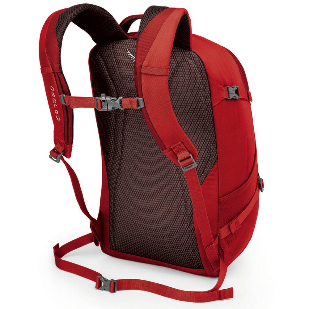 OSPREY Parsec Daypack - ROBUST RED 0565