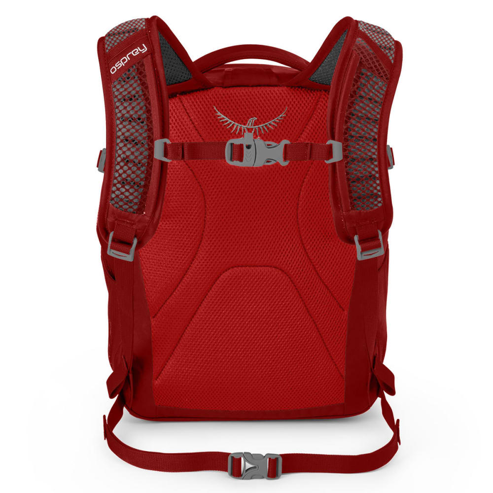 OSPREY Kids' Pogo Backpack - RACING RED