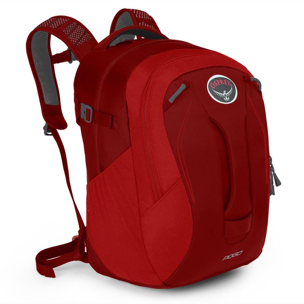 OSPREY Kids' Pogo Backpack - RACING RED