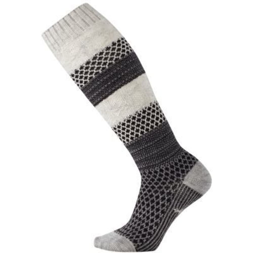 SMARTWOOL Women's Popcorn Cable Knee-High Socks - WINTRE DONEGAL-983