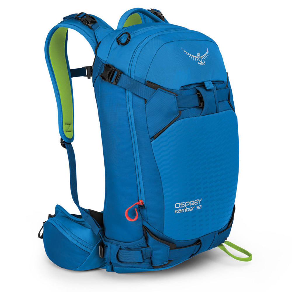 OSPREY Kamber 32 Ski Pack - COLD BLUE