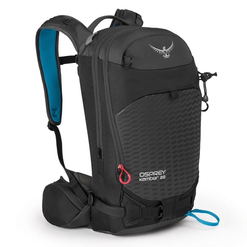 OSPREY Kamber 22 Ski Pack - GALACTIC BLACK