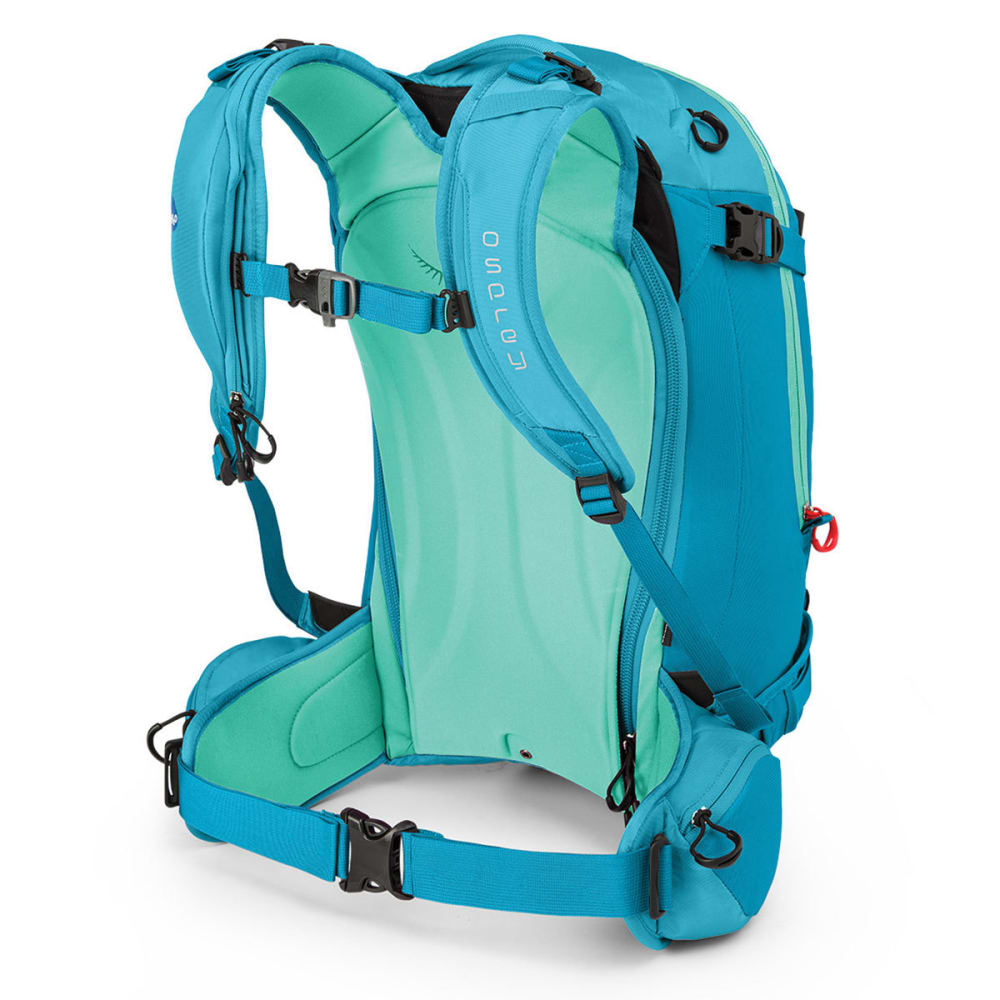OSPREY Women's Kresta 30 Ski Pack - POWDER BLUE