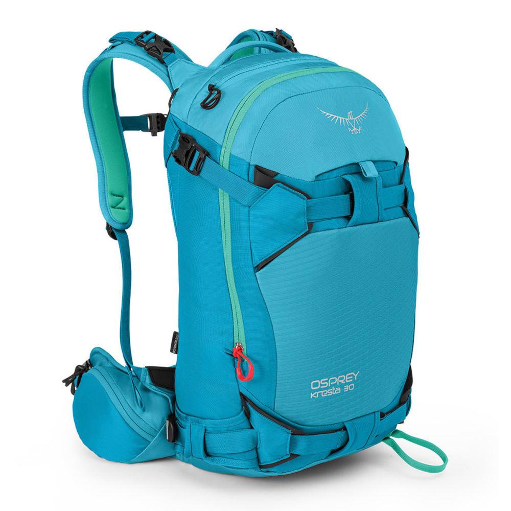 OSPREY Women's Kresta 30 Ski Pack - POWDER BLUE