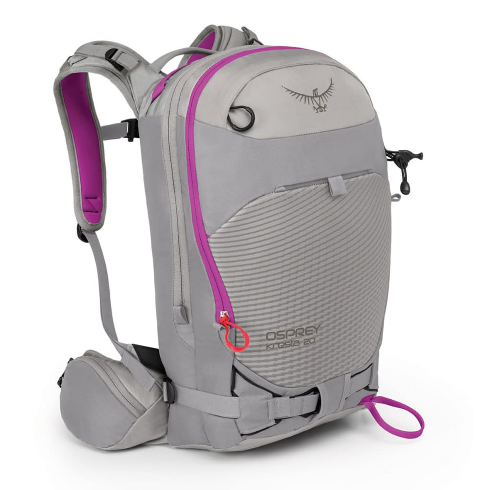 OSPREY Women's Kresta 20 Ski Pack  - TWILIGHT GREY