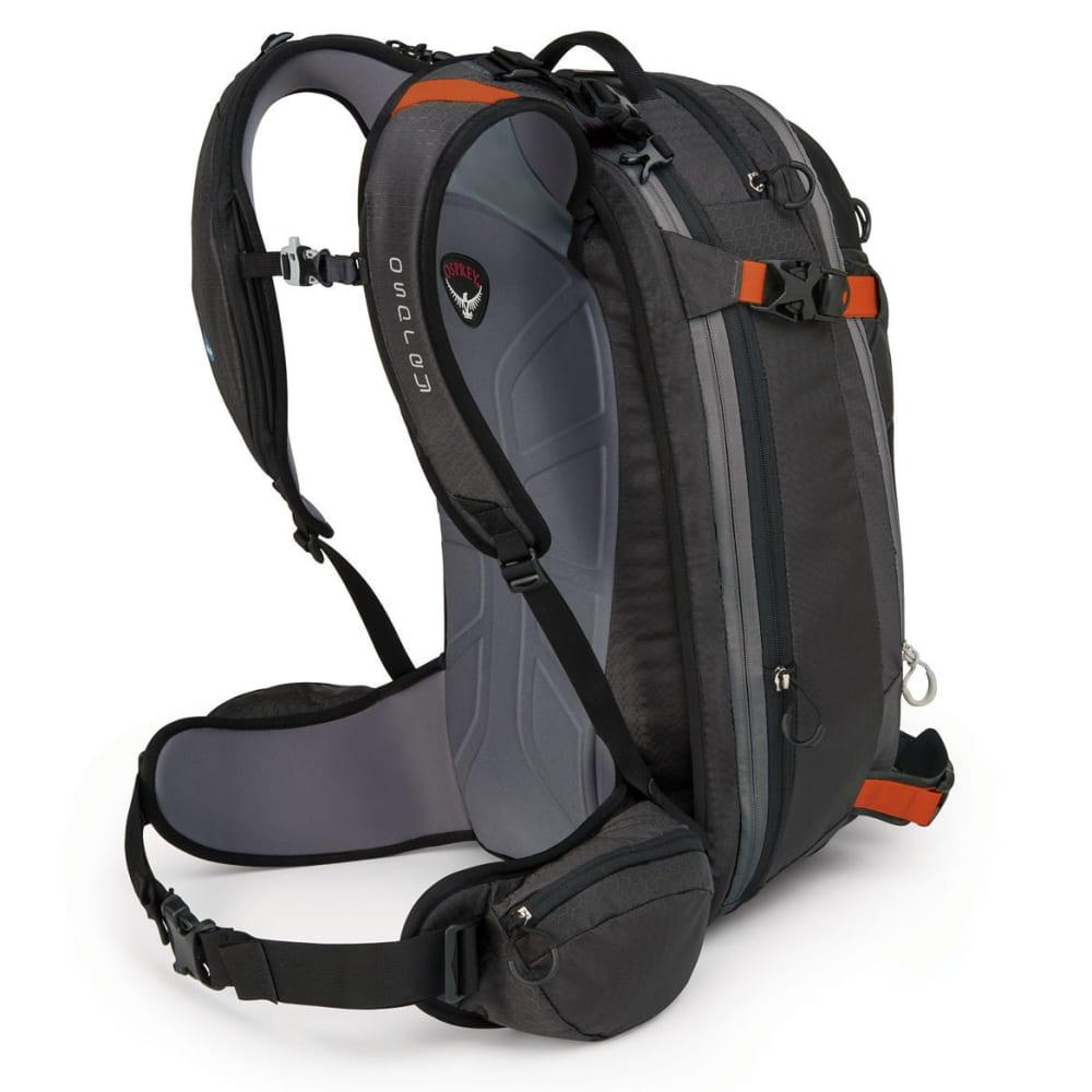 OSPREY Kamber ABS 22+ 10 Ski Pack - BLACK