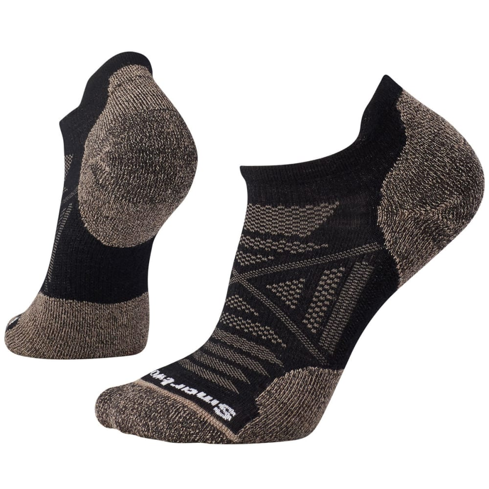 SMARTWOOL Men's PhD Outdoor Light Micro Socks - 001-BLACK