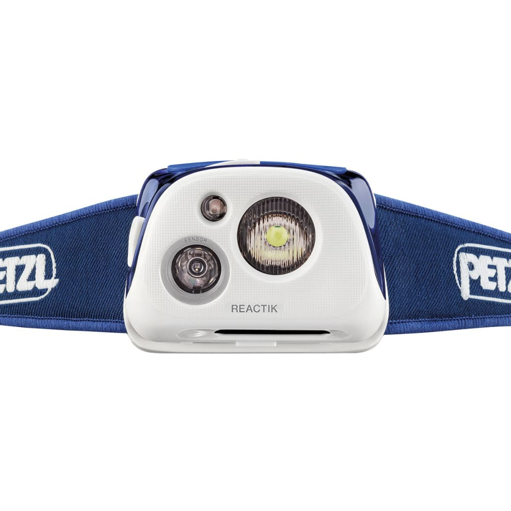 PETZL REACTIK Headlamp - BLUE E92 HMI