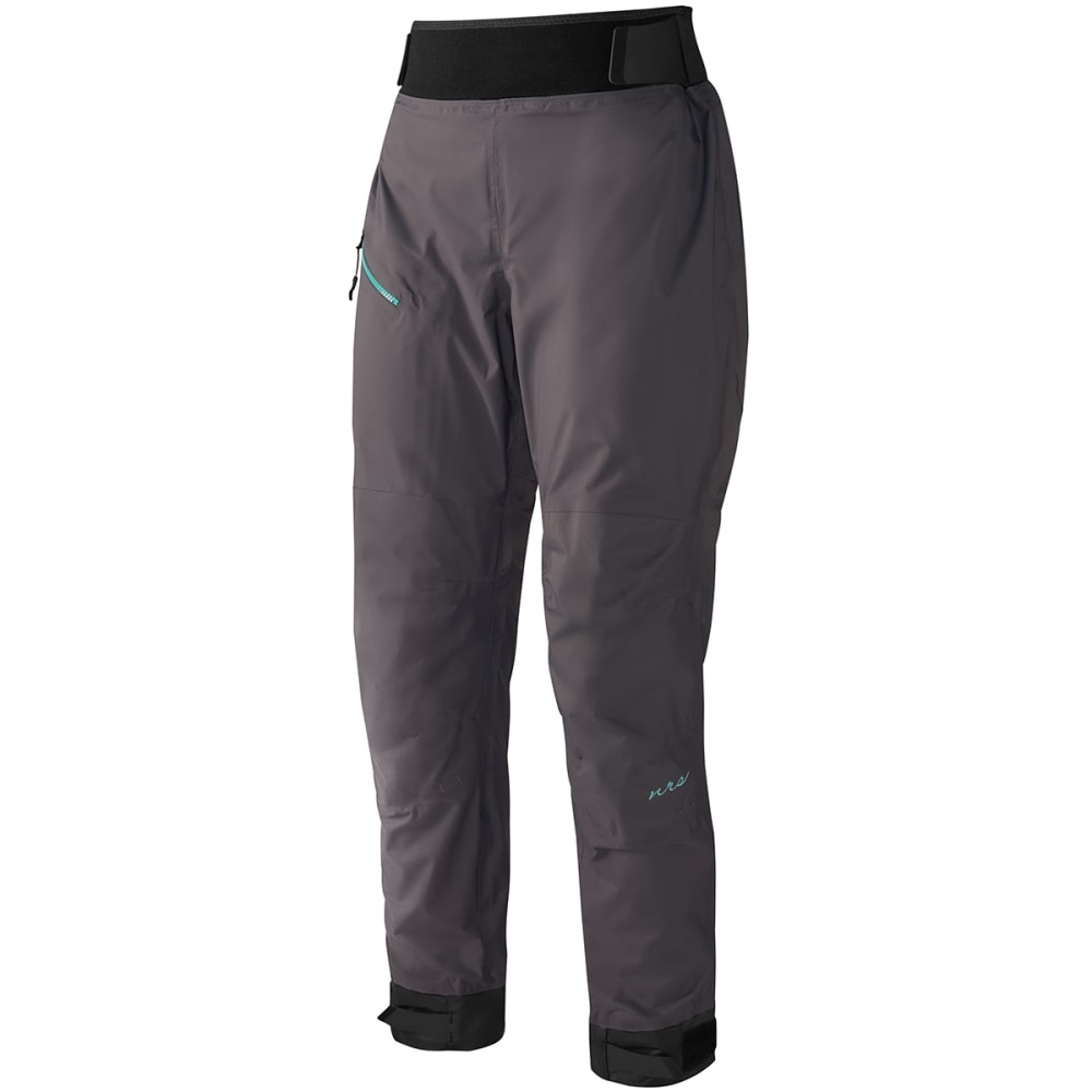 NRS Women's Endurance Splash Pants - GUNMETAL