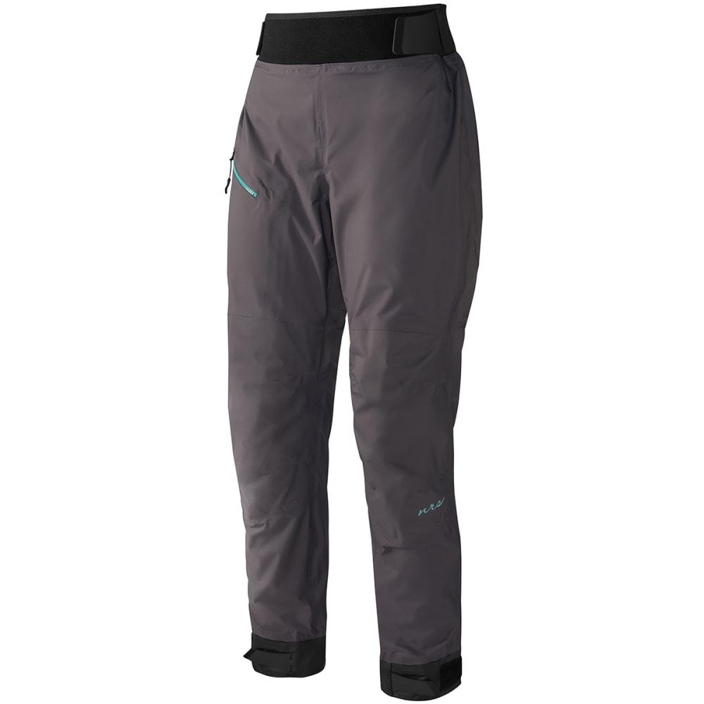 NRS Women's Endurance Splash Pants - GUNMETAL