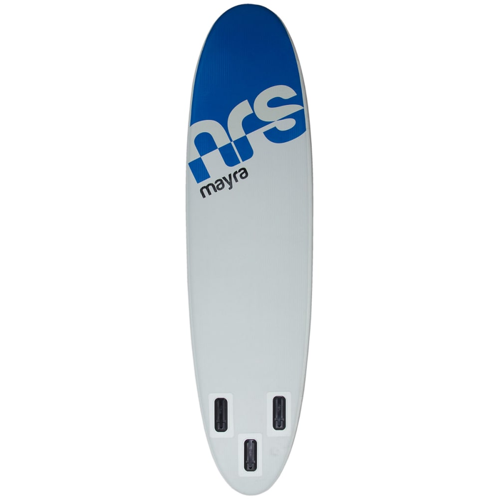 NRS Women's Mayra Inflatable Standup Paddleboard - GRAY/BLUE