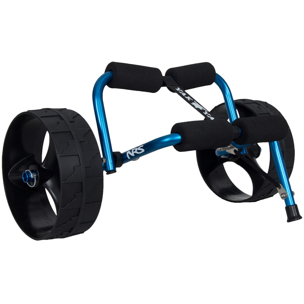 NRS Yak Yak Boat Cart - BLACK/BLUE
