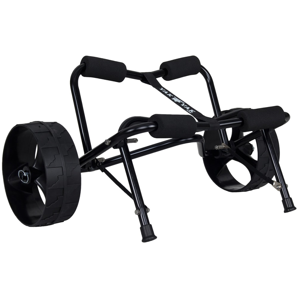 NRS Yak Yak Boat Cart, XL - BLACK