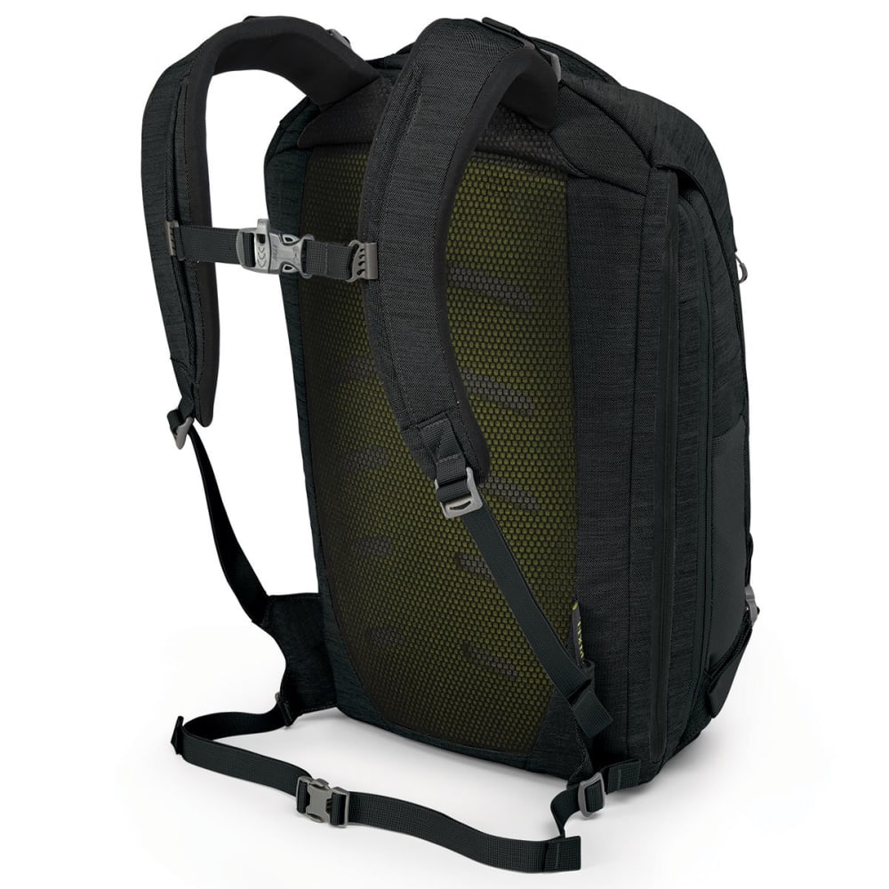 OSPREY Pixel Daypack - BLACK